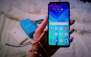 Смартфон honor 10i — обзор модели