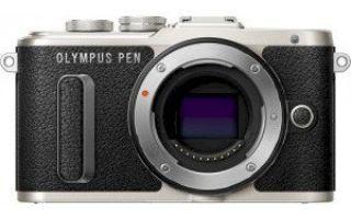 Цифровой фотоаппарат olympus pen e-pl8 — технические характеристики, отзывы, плюсы и минусы