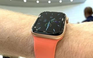 Умные часы apple watch series 5 и apple watch edition series 5 — плюсы и минусы