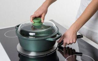 Сковородки для индукционных плит:какую лучше купить?