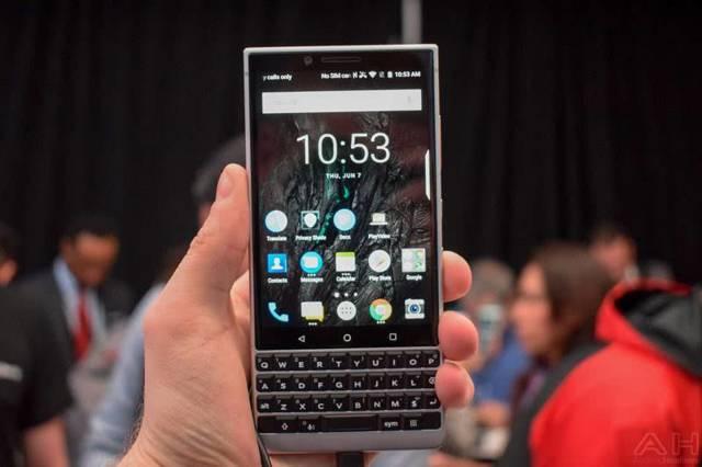 Смартфон blackberry key2 le - достоинства и недостатки