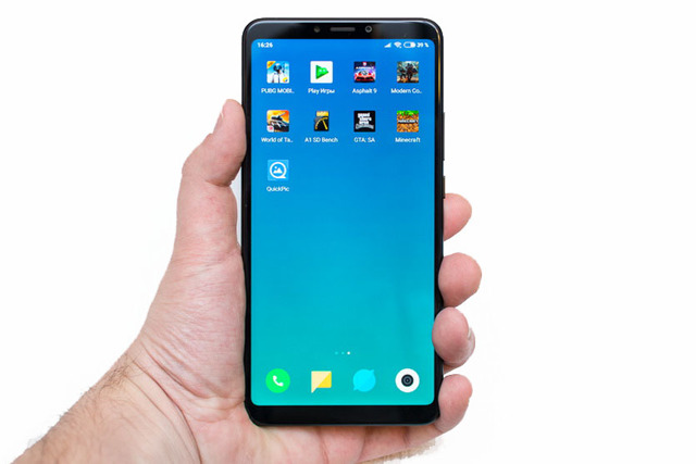 Смартфон xiaomi mi max 3 4/64gb : обзор