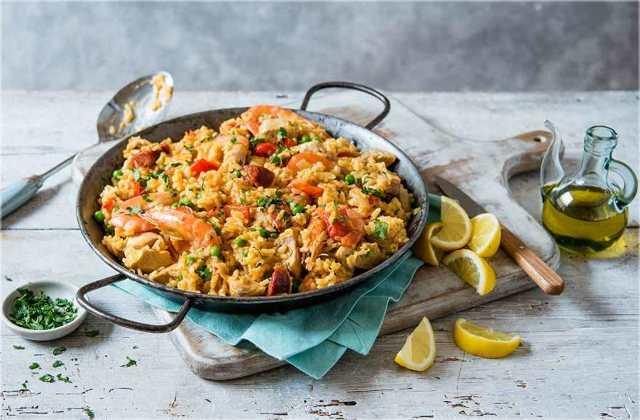 Сковороды для паэльи и ризотто: как выбрать лучшую?