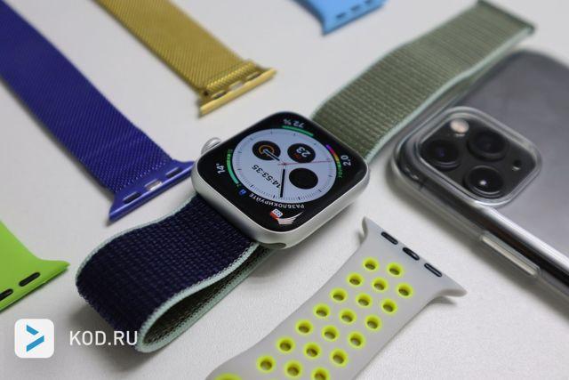 Умные часы apple watch series 5 и apple watch edition series 5 - плюсы и минусы