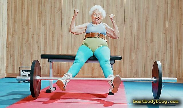 Польза спорта в возрасте после 40 лет