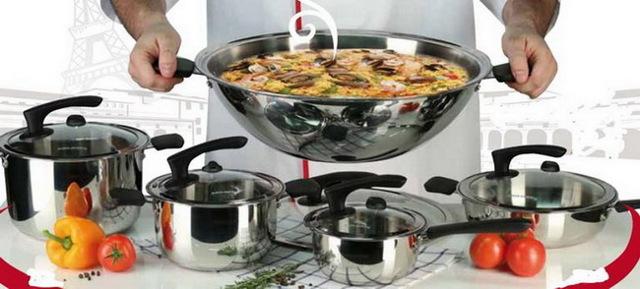 Сковороды вок и их характеристика