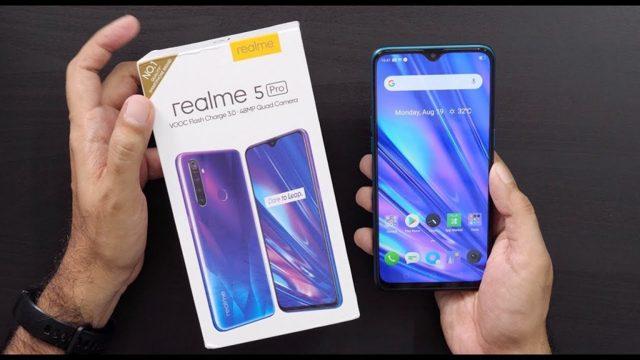 Смартфон realme 5 pro – полный обзор технических характеристик, плюсы и минусы