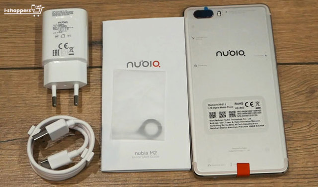 Обзор характеристик смартфона zte nubia m2