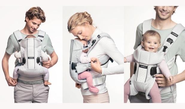 Эргорюкзаки для новорожденных: преимущества, рейтинг лучших