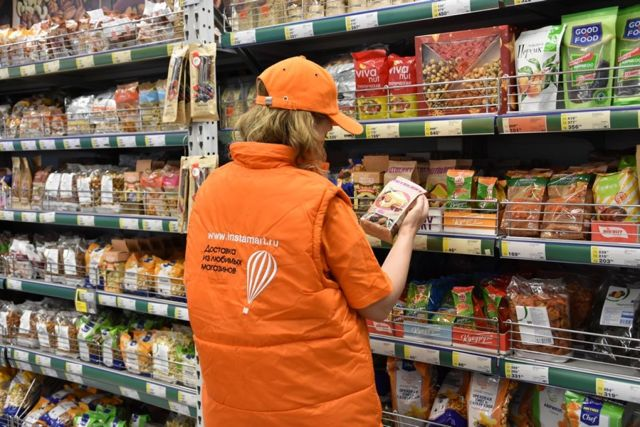 Службы доставки продуктов и товаров в Воронеже в 2020 году. Их достоинства и недостатки