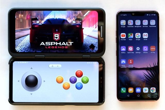 Особенности смартфона lg v50 thinq 5g