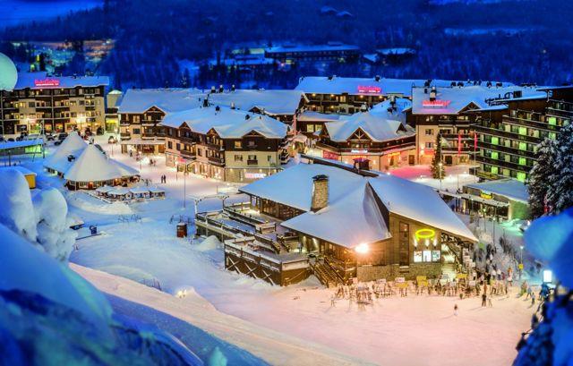 Самые лучшие горнолыжные курорты Финляндии 2020