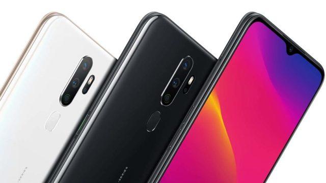 Самые популярные модели смартфонов oppo в 2020 году