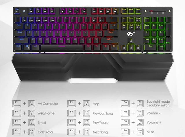 Топ-рейтинг лучших игровых клавиатур в 2020 году.