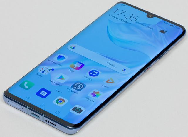 Смартфон huawei p30 pro - плюсы и минусы