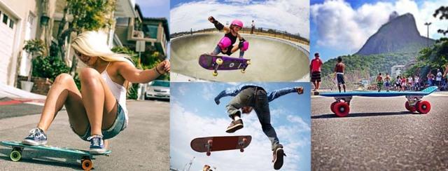 Рейтинг скейтбордов и лонгбордов 2020