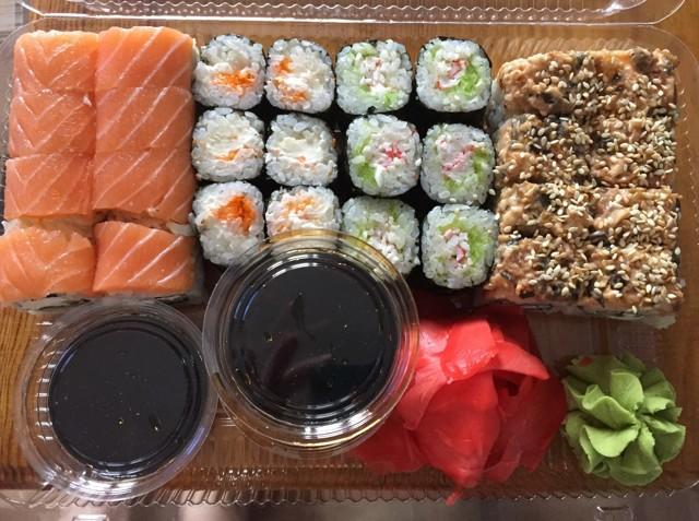 Рейтинг лучших доставок суши и роллов в Новосибирске в 2020 году