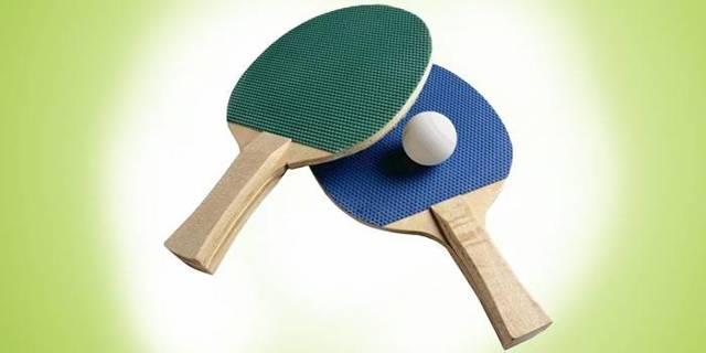 Рейтинг лучших теннисных ракеток для настольного тенниса
