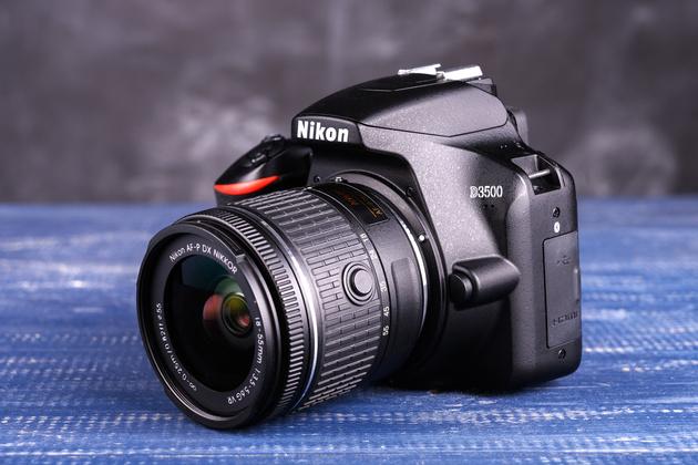 Цифровой фотоаппарат nikon d3500 kit - технические характеристики, отзывы, плюсы и минусы