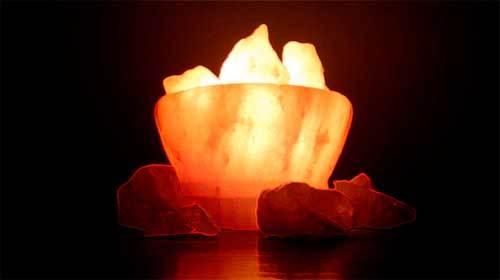 Рейтинг лучших солевых ламп - показания и противопоказания
