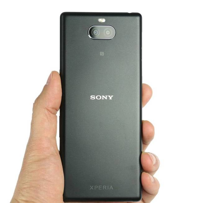 Смартфон, sony xperia 10 plus - обзор характеристик
