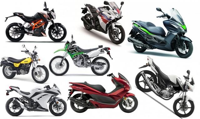 Рейтинг лучших мотоциклов для начинающих