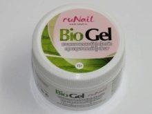 Топ лучших биогелей, Биогели для укрепления ногтей, Наращивание биогелем