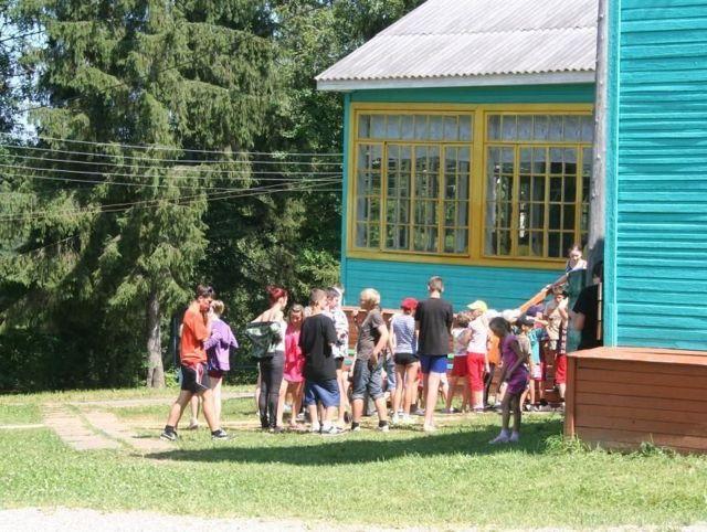 Рейтинг лучших детских лагерей в Вологодской области