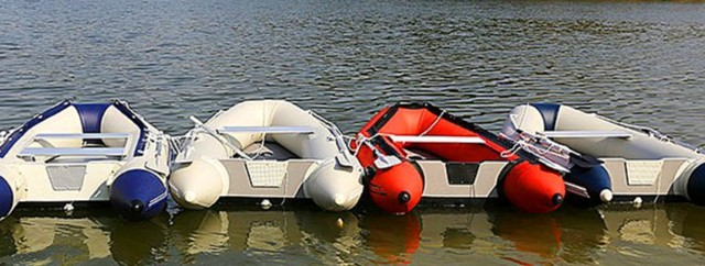 Топ надувных резиновых лодок 2020
