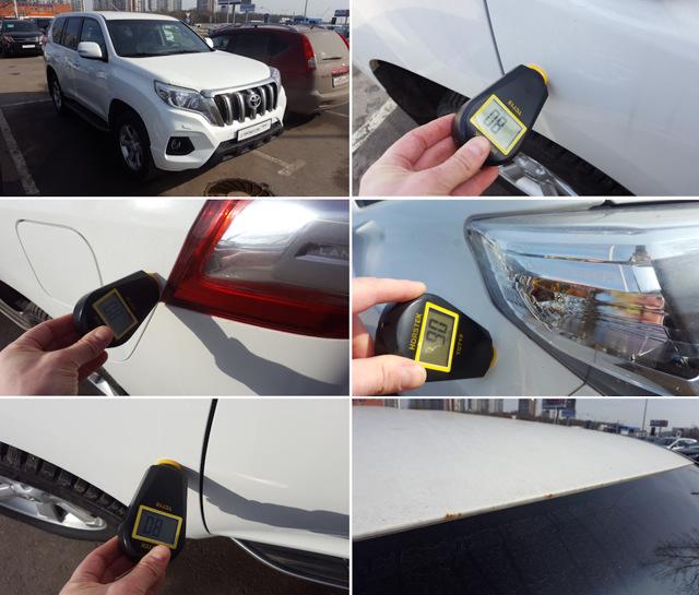 Топ – рейтинг толщиномеров лакокрасочных покрытий автомобилей