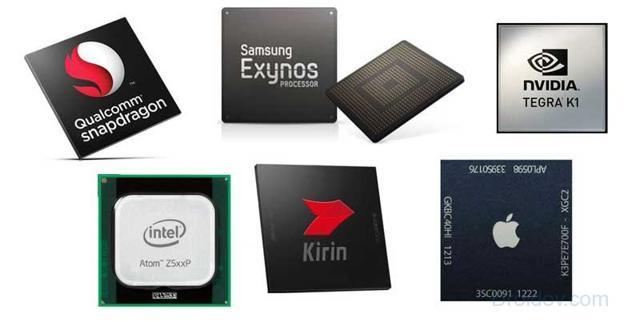 Топ лучших мобильных процессоров 2020 года